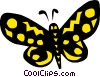 butterfly, Cool butterfly Vector Clipart graphic