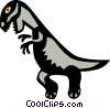 Cool dinosaur Vector Clipart illustration