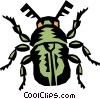 Vector Clip Art picture  of a insect