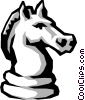 Vector Clipart illustration  of a Chess pieces