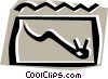 Vector Clipart graphic  of a Egyptian hieroglyphic symbols