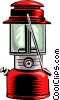Vector Clipart illustration  of a Lantern