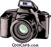 35mm camera Vector Clip Art image