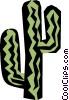 Cactus Vector Clipart illustration