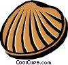 Seashell Vector Clipart graphic