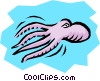 Octopus Vector Clipart illustration