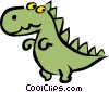 Dinosaur Vector Clipart picture