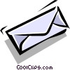 Mail Vector Clipart graphic