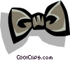 Vector Clipart graphic  of a Bow tie
