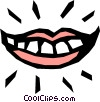 Smile Vector Clipart picture