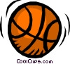 Basketball Vector Clipart illustration
