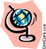 World symbol Vector Clip Art picture