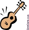 Guitar Vector Clipart illustration