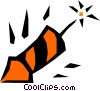 Firecracker Vector Clip Art picture