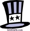 Vector Clipart image  of a Hat