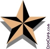 Star Vector Clip Art graphic