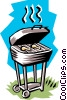 Barbecue Vector Clipart illustration