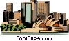 Vector Clip Art image  of a Opera House Sydney