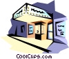 Movie theatre Vector Clip Art picture