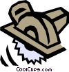Power saw Vector Clip Art image