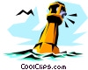 Buoy Vector Clipart illustration
