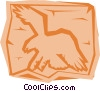 Eagles Vector Clipart illustration