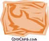Vector Clipart illustration  of a Shark