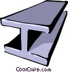 Girder Vector Clipart illustration