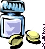 Prescription Vector Clipart picture