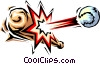 Baseball bat Vector Clipart picture