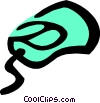 Computer mouse Vector Clipart graphic