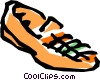 Vector Clipart picture  of a Fashion shoes