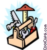 Toolbox Vector Clipart image