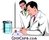 Doctors Vector Clipart graphic