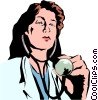 Doctor Vector Clip Art picture