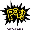 Pop! Vector Clipart picture