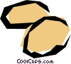 Potatoes Vector Clipart illustration