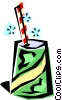 Soft drink Vector Clipart picture