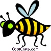 Bee Vector Clipart picture