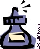 Vector Clipart picture  of a Ink