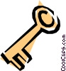 Key Vector Clipart picture
