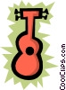 Ukuleles Vector Clip Art picture