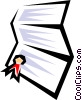 Certificate Vector Clipart graphic