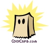 Paper bag Vector Clip Art picture