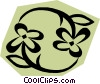 Vector Clip Art picture  of a Leaves