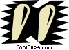 Vector Clipart illustration  of a Font