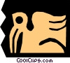 Vector Clipart graphic  of a woodcuts