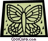 Vector Clipart graphic  of a Insects