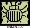 Vector Clipart illustration  of a Insects