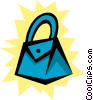 Coin purse Vector Clip Art picture